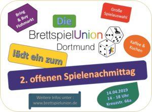 2. offener Spielenachmittag @ Gemeindehaus der Nicolaikirche