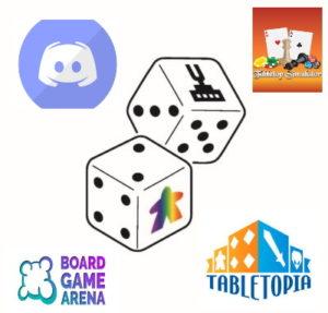 Brettspielunion Online mit Discord @ Discord, Boardgamearena, Tabletopia, Tabletopsimulator